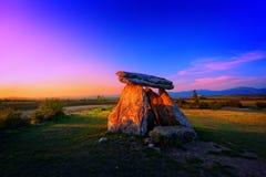 Free Dolmen Of Sorginetxe Stock Photos - 45555673