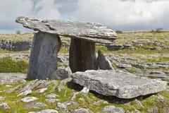 dolmen polnabrone Στοκ Φωτογραφίες