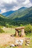 Dolmen in Spain Royalty Free Stock Images