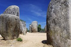 Dolmens Royalty Free Stock Photos