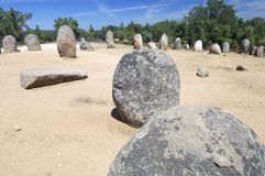 Dolmens Royalty Free Stock Photography