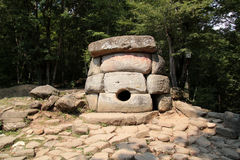 Dolmens in Gelendzhik Royalty Free Stock Images