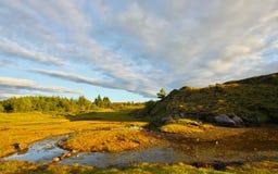 Dolmoy,Hitra - Norway royalty free stock photo