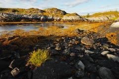 Dolmoy,Hitra - Norway stock image
