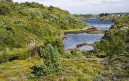 Dolmoy,Hitra - Norway stock images