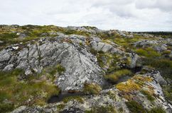 Dolmoy,Hitra - Norway stock photo