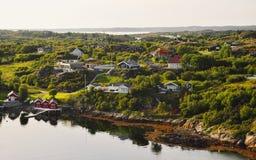 Dolmoy, Hitra - Norwegen stockbilder