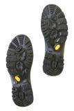 dolni buty wędrownej Obraz Royalty Free