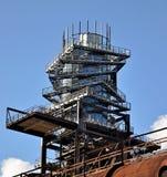 Dolni Vitkovice - πύργος μπουλονιών στοκ εικόνες