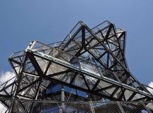 Dolni Vitkovice - πύργος μπουλονιών στοκ φωτογραφία με δικαίωμα ελεύθερης χρήσης