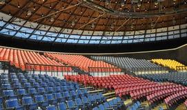 Dolni Vitkovice - Multifunctionele Auditoriumgong stock foto