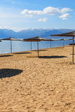 Dolno Dupeni in Macedonia, near Greece border. Royalty Free Stock Image