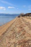 Dolno Dupeni in Macedonia, near Greece border. Royalty Free Stock Photo