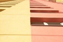 Dolny widok budynek Obraz Royalty Free