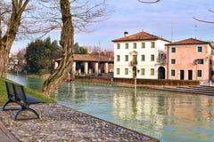 Dolo, Venezia стоковое изображение rf