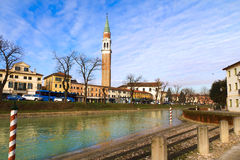 Dolo, Venezia Obrazy Stock