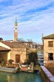 Dolo, Venezia stock afbeeldingen