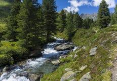 Dolomías de Lienz - Austria Foto de archivo libre de regalías