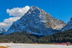Dolomia di Nera della montagna Fotografia Stock Libera da Diritti