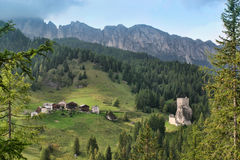 Dolomia, Italia immagini stock