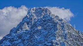 Dolomia superiori della montagna Immagine Stock