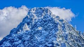 Dolomia superiori della montagna Immagini Stock