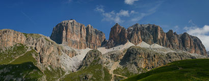 Dolomiet, Italië stock afbeelding
