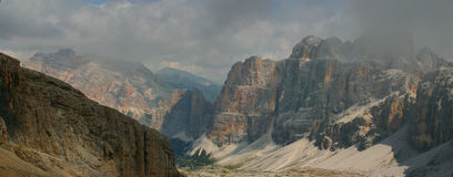 Dolomiet, Italië stock fotografie