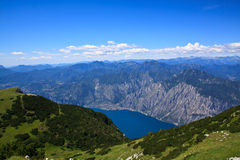 Dolomiet - Lago Di Garda Stock Afbeeldingen