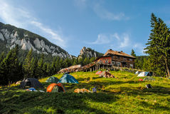 Dolomietbergen, Italië Royalty-vrije Stock Fotografie