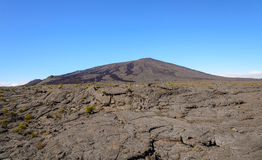Dolomieu craters in Piton de la fournaise volcano Stock Photography