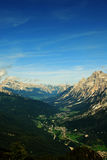 Dolomit Stockfotos