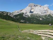 Dolomit-Alpen 1 Stockfoto