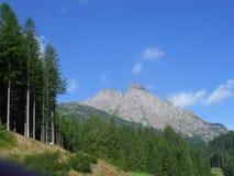 Dolomit góry Fotografia Stock