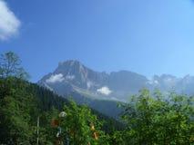 Dolomit góry Zdjęcie Royalty Free