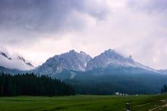 Dolomit góry Obraz Royalty Free