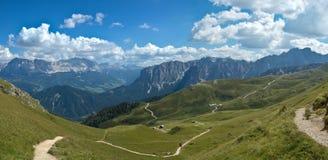 Dolomit - Italien Lizenzfreies Stockfoto
