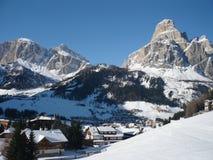 Dolomit Italien Stockbild