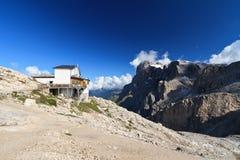 Dolomit - Lattengruppe san-Martino lizenzfreie stockfotos