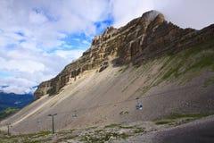 Dolomit - Madona di Campiglio Lizenzfreie Stockfotografie