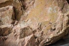 Dolomit rockowa próbka od kopalnictwa i quarrying przemysłów Dol Zdjęcie Stock