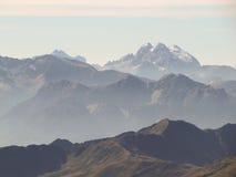Dolomitatmosphäre lizenzfreie stockfotos