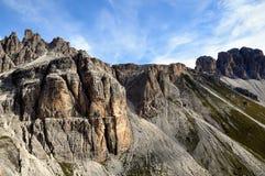Dolomitberge Stockbilder