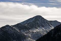 Dolomite Photo libre de droits