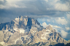 Dolomite Alp mountains Stock Photography