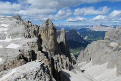 Dolomite Alps royalty free stock photo