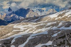Dolomite Alps, Italy Royalty Free Stock Image