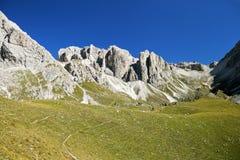 Dolomite Alps, landscape Stock Photo