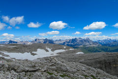 Dolomite Alps Stock Photography