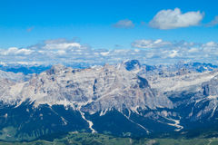 Dolomite Alps Stock Photo